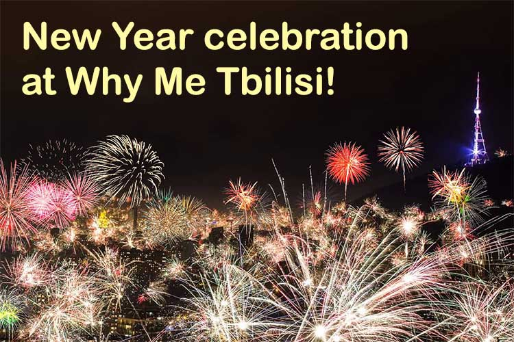 Why Me Tbilisi, New Year Teaser